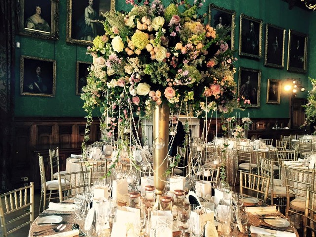 wedding flowers - October 2015