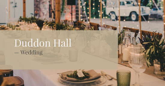 Duddon Hall