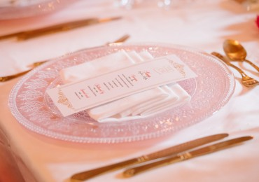 5 Ways to Plan the Perfect Wedding Table