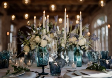 Hire the Perfect Blue Wedding